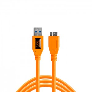 Tether Tools Cabo USB 3.0 Macho A / Micro-B - 4,6m