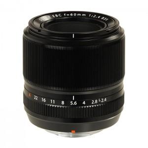Fujifilm Fujinon XF60mm f/2.4 R Macro