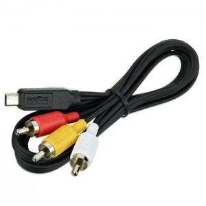 GoPro Cabo USB Sinal Composto