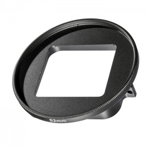Mantona Adaptador de Filtro para GoPro - 52mm