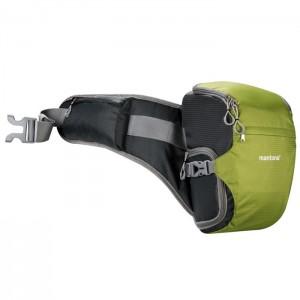 Mantona Bolsa ElementsPro 10 - Verde