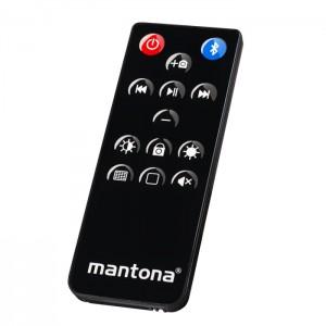Mantona Comando Bluetooth para Smartphones/Tablets