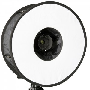 Walimex Pro Roundlight - Softbox Anelar para Flash Compacto