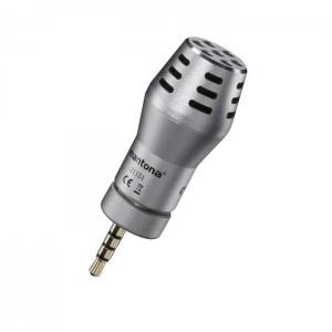 Mantona Microfone para Smartphones