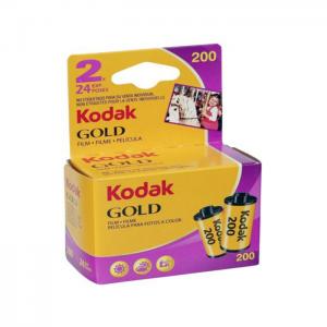 Kodak Rolos Gold 200 - 135/24 - Pack 2