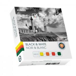 Cokin Kit Preto e Branco - H400-03 - M