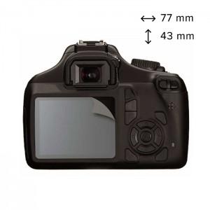 "easyCover Películas Protecção Universal para LCD 3.5"" (77x43mm)"