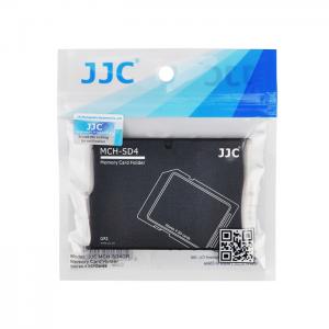 JJC Suporte para Cartões - 2x SD / 4x Micro SD