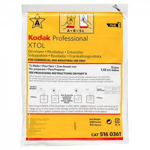 Kodak Revelador XTOL (A+B)