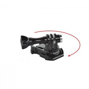 Mantona Conjunto 2 Encaixes Rápidos 360° para GoPro
