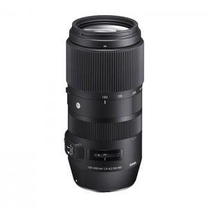 Sigma 100-400mm f/5-6.3 DG OS HSM - Contemporary para Nikon