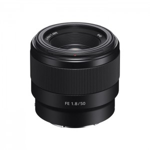 Sony SEL FE 50mm f/1.8