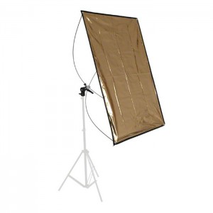 Walimex Painel-Reflector Bicolor 70x100cm