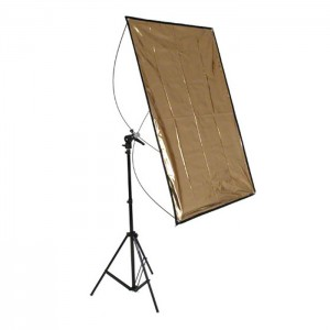 Walimex Kit Painel-Reflector Bicolor 70x100cm c/ Tripé WT-803