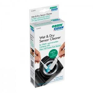 Green Clean Conjunto Limpeza Wet&Dry 3+1 - Sensor APS-C
