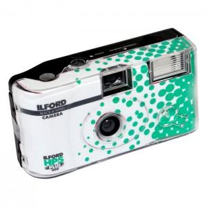 Ilford HP5 Plus - Câmara P/B Descartável com Flash