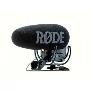 Rode Videomic Pro+ - Microfone com Suspensão Rycote