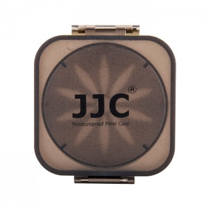 JJC Caixa Protectora Anti-Humidade Filtro 37 a 55mm