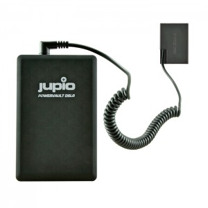 Jupio PowerVault DSLR para Canon LP-E17