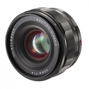 Voigtländer Nokton 35mm f/1.4 para Sony E