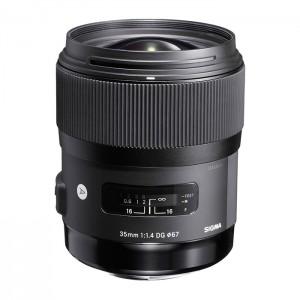 Sigma 35mm f/1.4 DG HSM - Art para Sony E