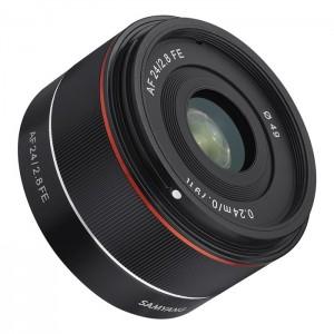 Samyang AF 24mm f/2.8 FE para Sony E