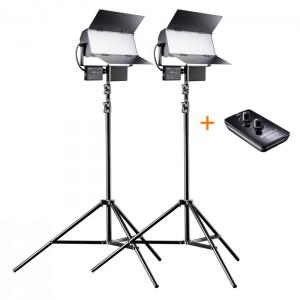 Walimex Pro Kit LED Sirius 160 Daylight Basic 2
