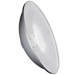 Walimex Pro Beauty Dish Branca 70cm p/ Walimex