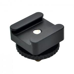 Kiwifotos Adaptador de Sapata Universal para Mini Sapata Sony - 1 Face