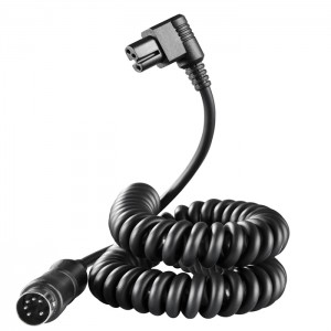Walimex Pro Cabo Espiral Powerblock para Sony