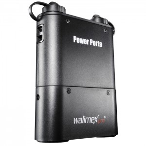Walimex Pro Power Porta para Metz