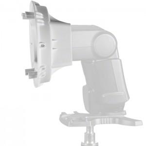 Walimex Adaptador para Kit Difusores - Canon 550EX/580EX/580EXII