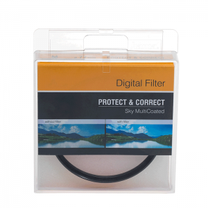 Filtro Digital Protect & Correct - 37mm
