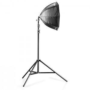 Walimex Kit Luz Daylight 250 com Softbox Octogonal e Tripé