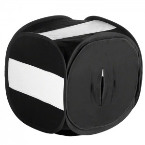 Walimex Cubo de Luz 80x80x80cm Preto