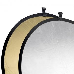 Walimex Reflector Prata/Dourado 107cm