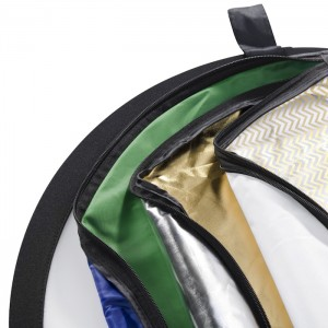Walimex Reflector 7em1 Oval 102x168cm