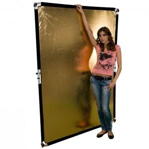 Walimex Pro Painel-Reflector Jumbo 4em1 150x200cm