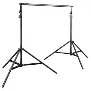 Walimex Sistema de Porta-Fundos 225-400cm