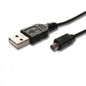 Cabo USB para Nikon similar ao UC-E1