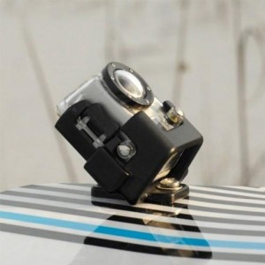 XS Fin Mount - Fixação Prancha Kitesurf para GoPro