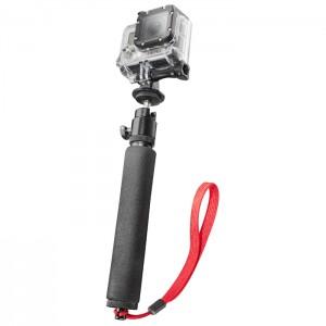 Mantona Suporte de Mão Telescópico para GoPro