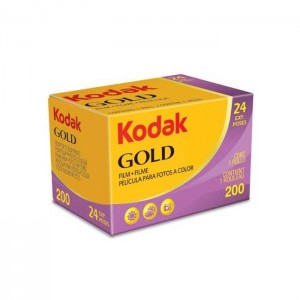 Kodak Rolo Gold 200 - 135/24