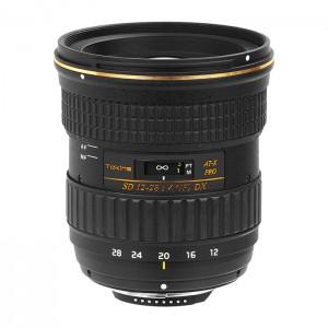 Tokina ATX 12-28mm f/4 Pro DX para Canon