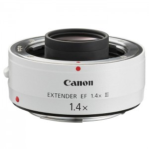 Canon Extender Teleconversor EF 1.4x III