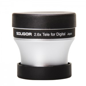 Soligor Teleconversor 2,6x -30,5mm