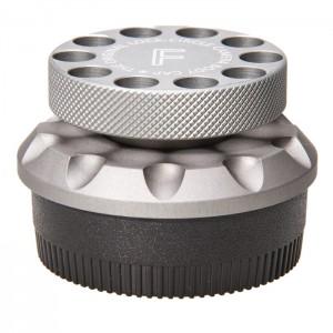 Lockcircle Tampa Alumínio para Corpo Nikon F - Titanium Edition