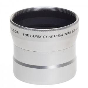 Soligor Tubo Adaptador para Canon G6