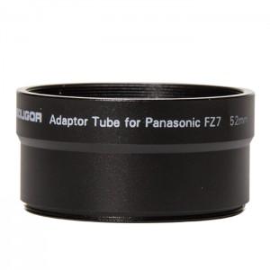 Soligor Tubo Adaptador para Panasonic FZ7 / FZ8