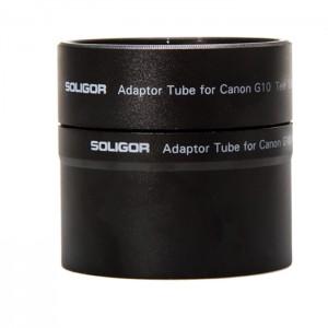 Soligor Tubo Adaptador para Canon G10 / G11 / G12